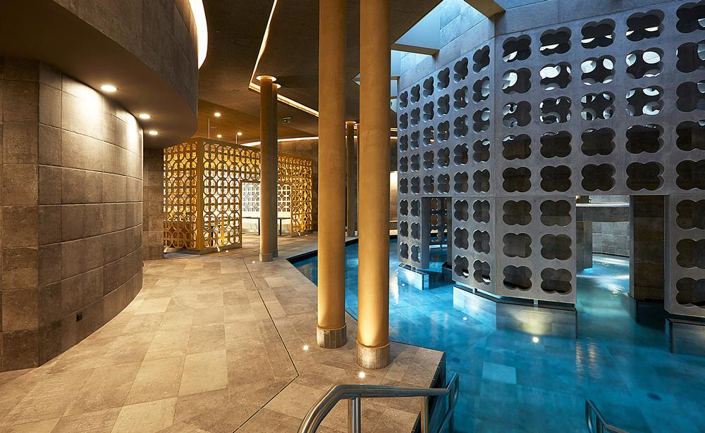 Austria's ThermeLaa Hotel &Silent Spa  has embraced the  power of silence