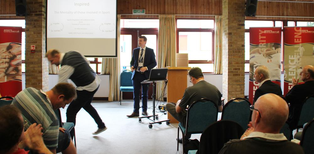 Sports Chaplaincy UK organises a number of annual events for its members