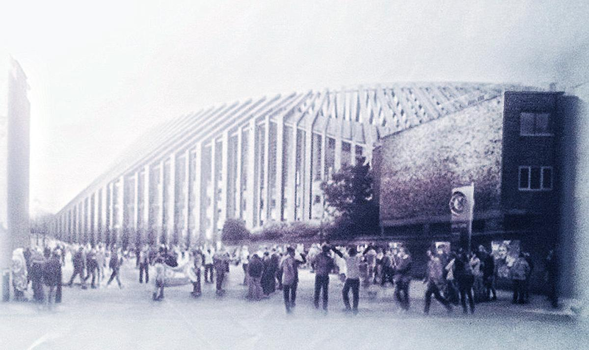 The Daily Mail newspaper has leaked images of the proposed design for the new Stamford Bridge stadium by Hertzog + De Meuron / Kevin Quigley, the Daily Mail
