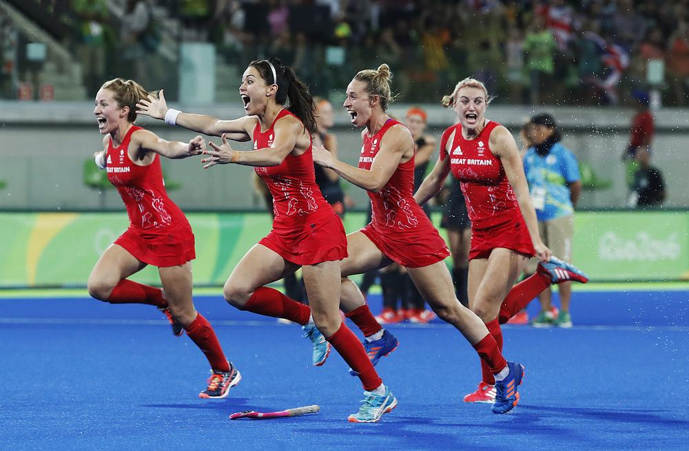 Despite the success of its women's team, England Hockey has less than 30 per cent women on its board