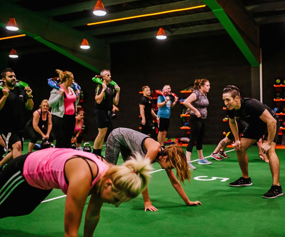 Personal trainers play a key role at the clubs
