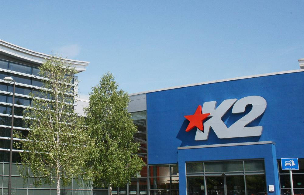 The landmark K2 centre in Crawley, which opened in 2006, will act as an end-point for the study