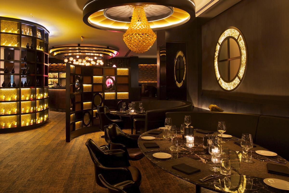 AM2 News: Henry Chebaane creates opulent restaurant ... - photo#42