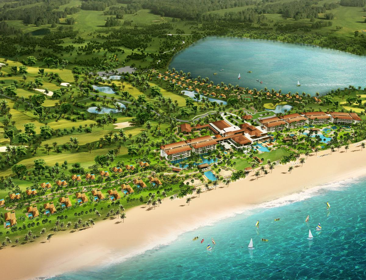 Shangri-La is opening a 145-acre resort on Sri Lanka's southern coastline on June 1, 2016