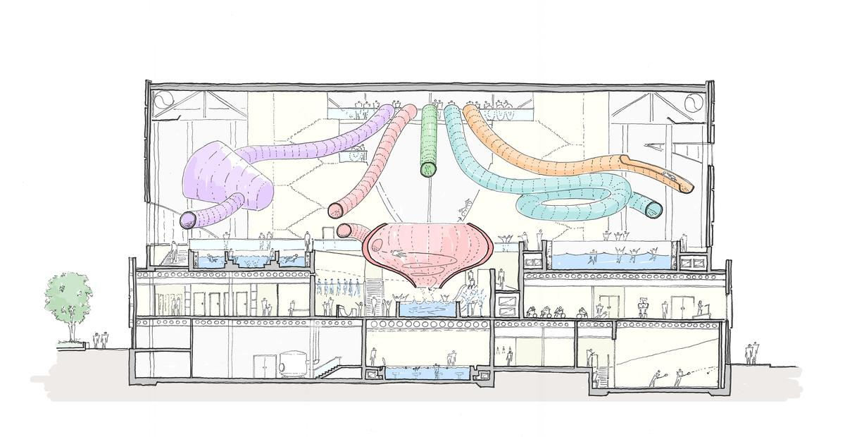 Plans Unveiled For Coventry 39 S Waterpark