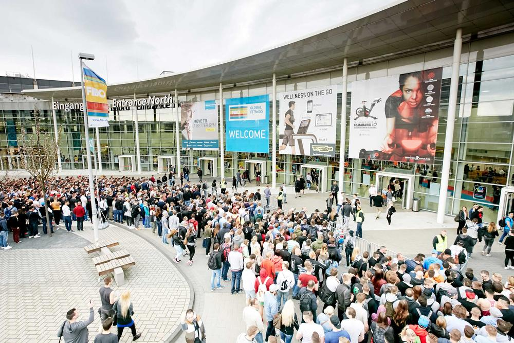 As in 2015, around 136,000 visitors are expected at FIBO 2016