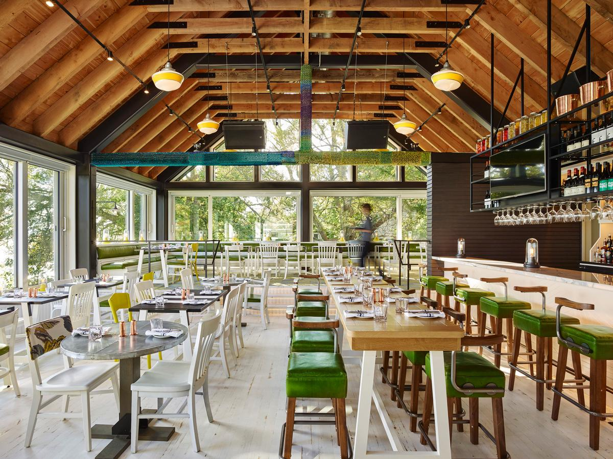 James beard foundation announces restaurant design awards