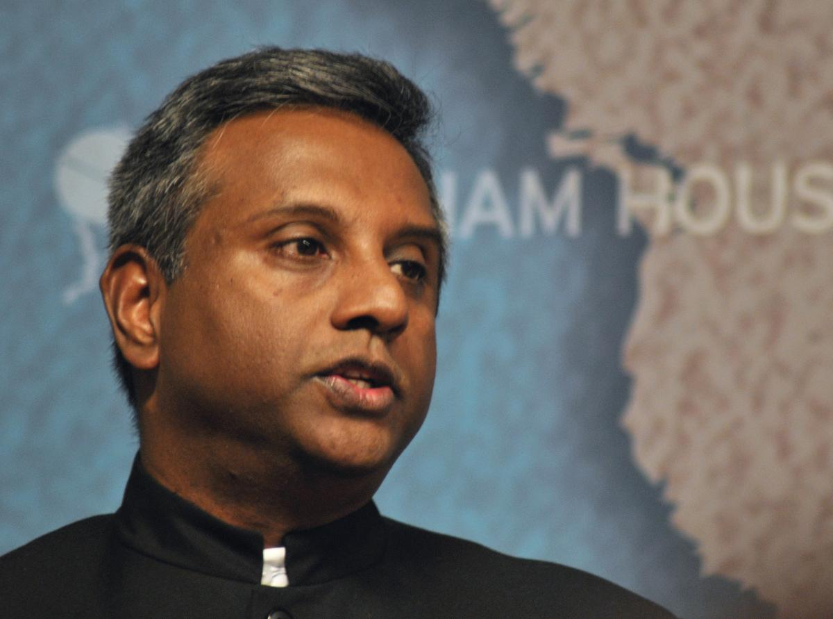 Amnesty's Salil Shetty criticised both the Qatari government and FIFA in relation to the alleged abuse