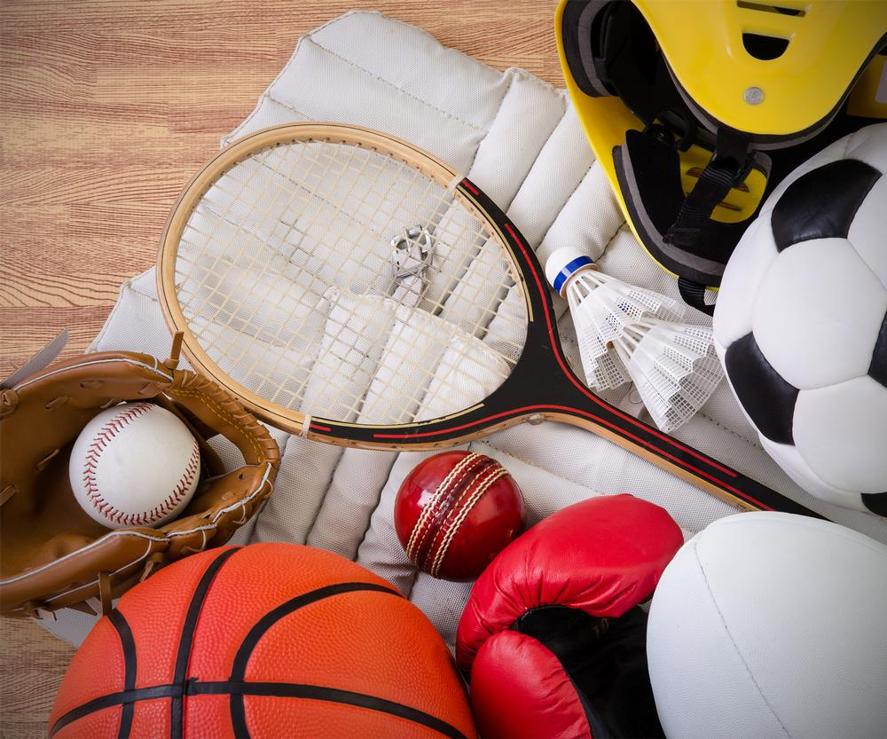 Exiting the single market may create tariffs on the importing and exporting of sports goods / dktaylor / shutterstock.com