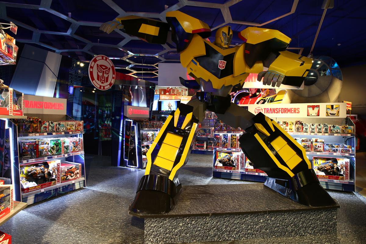 Toys From Hamleys : Attractions management news hamleys adds to retail