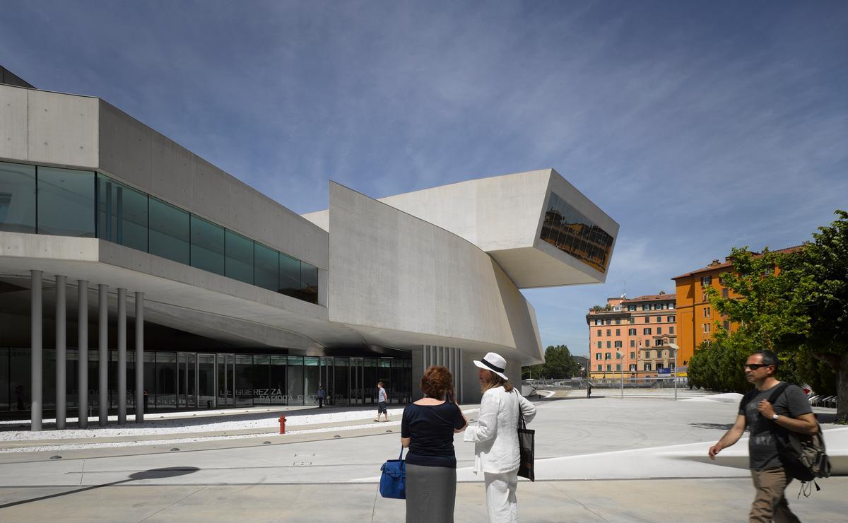 MAXXI Museum of XXI Century Art, Rome / Richard Bryant