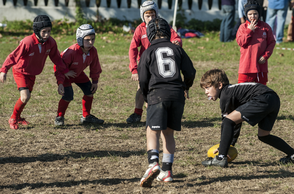 Offering children a wide range of sports means it's more likely they will find an activity they enjoy and pick up a lifelong habit