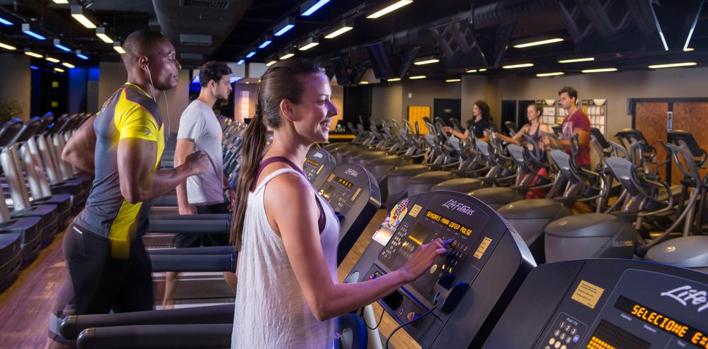 SmartFit is one of the leading club operators in Brazil's growing market