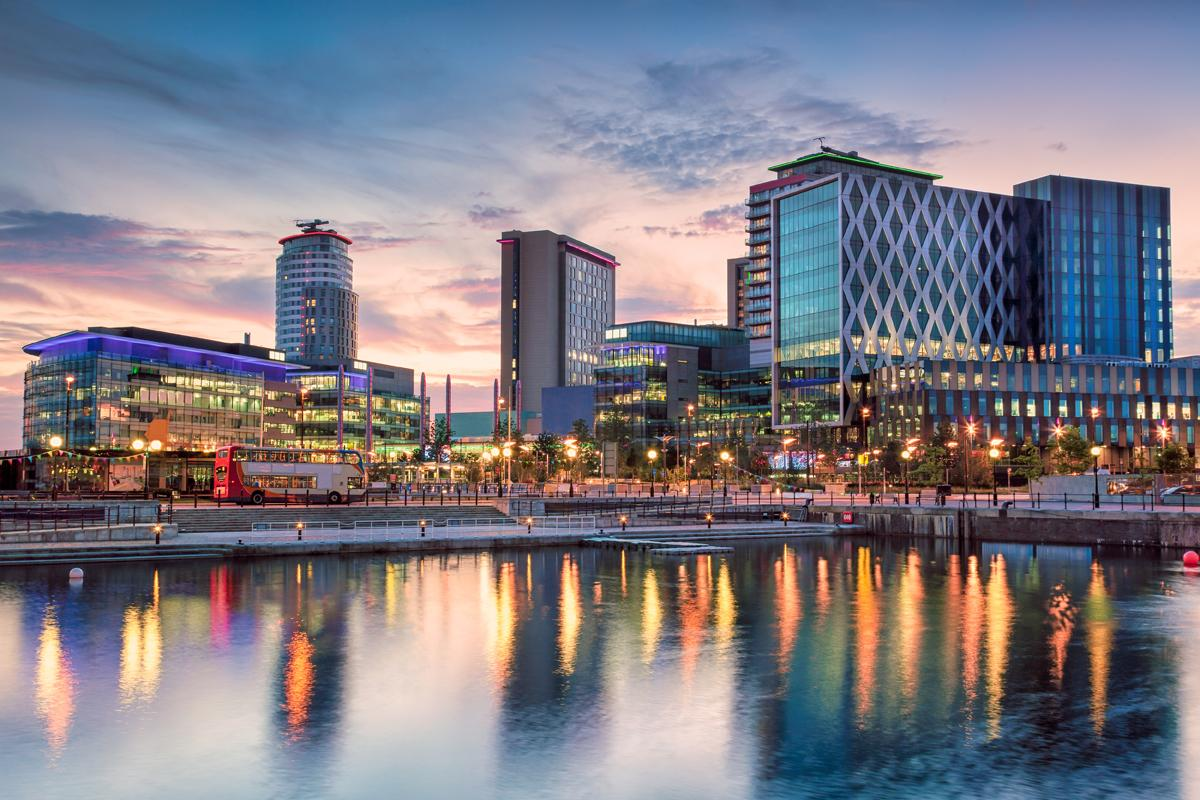Manchester enjoyed double digit hotel value growth and has a strong development pipeline for hotels up to 2017 / Shutterstock.com / Gordon Bell
