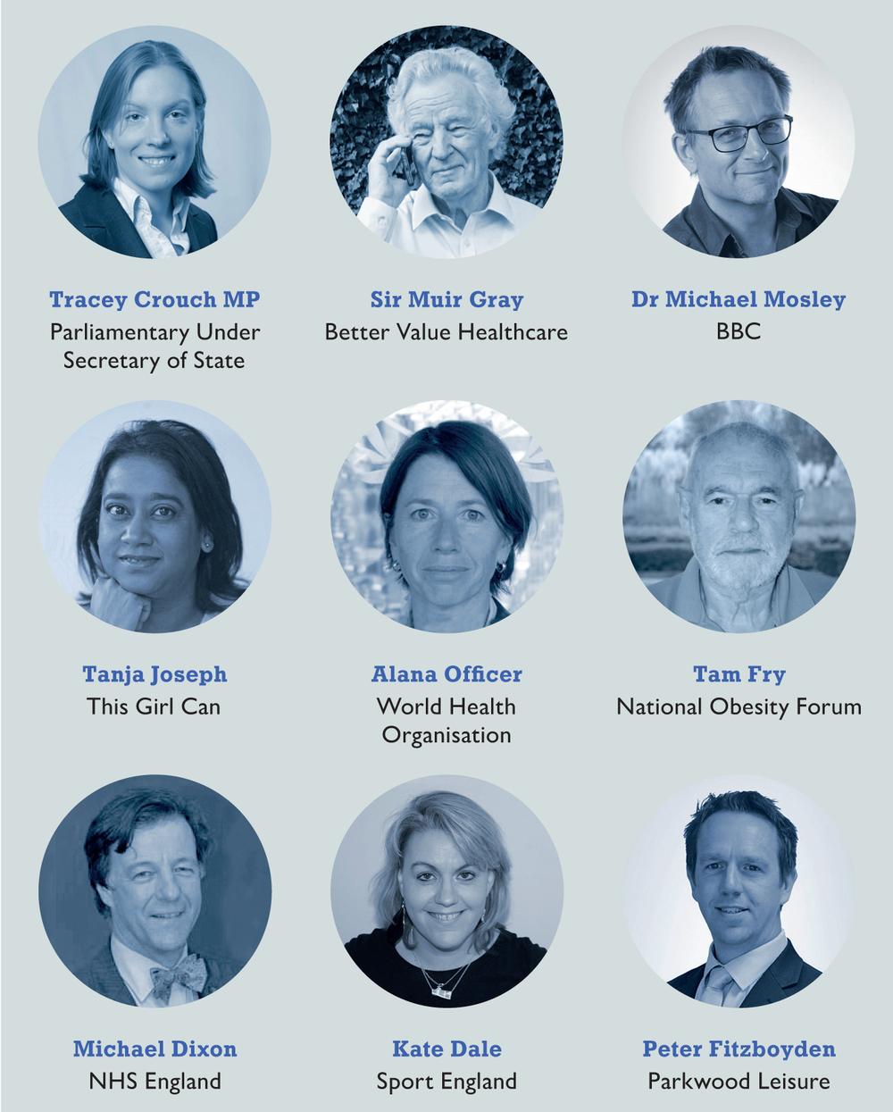 Elevate 2018 speakers include: