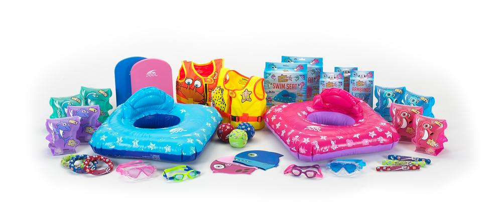 Swimwear and learn-to-swim products are available at Serco Leisure's centres and make up a key source of revenue