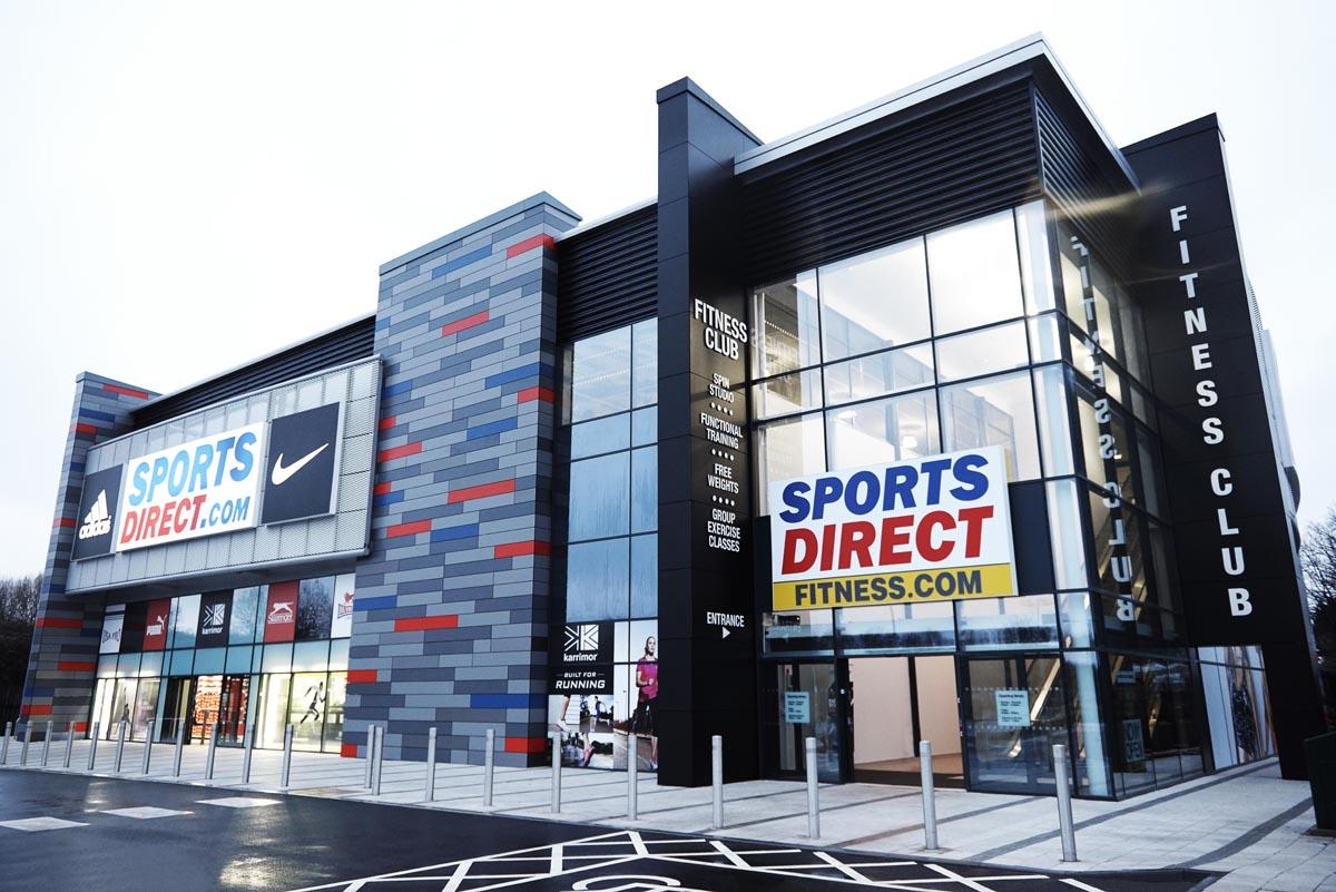 Sports Direct Fitness has so far launched three of its dual-use facilities