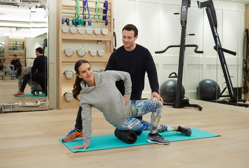 Duigan and his wife, Christiane, who oversees Bodyism's supplement and activewear business