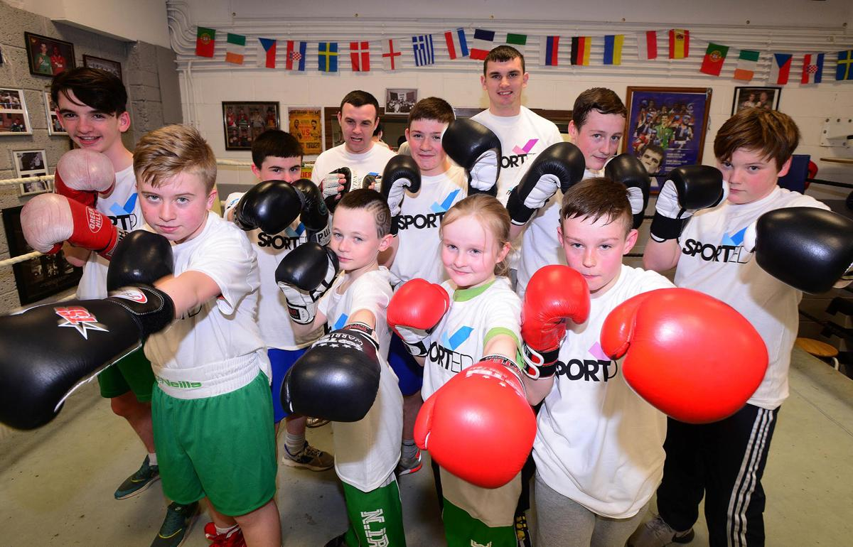 Sported works with over 3,000 local sports clubs which offer opportunities to disadvantaged young people