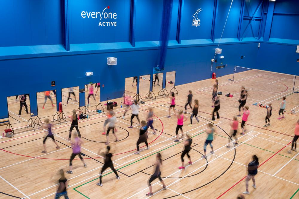 Willmott Dixon works with leading leisure trust Everyone Active