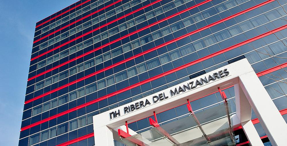 Madrid's Del Manzanares has a BREEAM rating for environmental management / PHOTO: NH HOTELES ESPANA