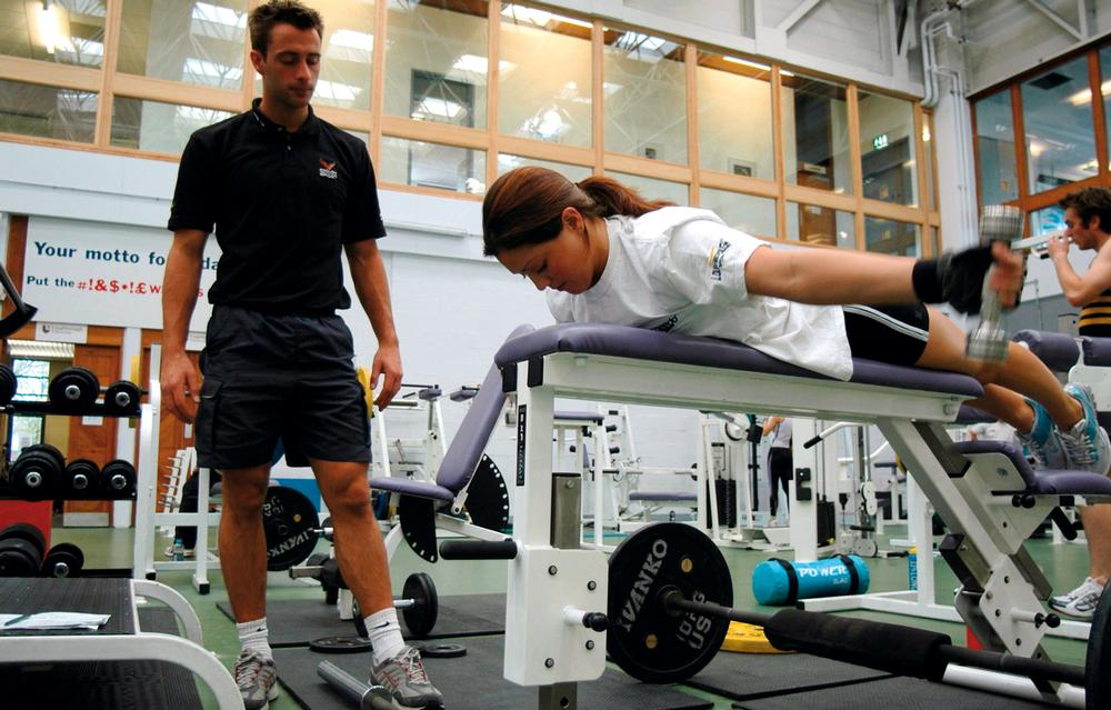 Talented EIS practitioners are placed in an environment that offers maximum impact in helping athletes achieve their best