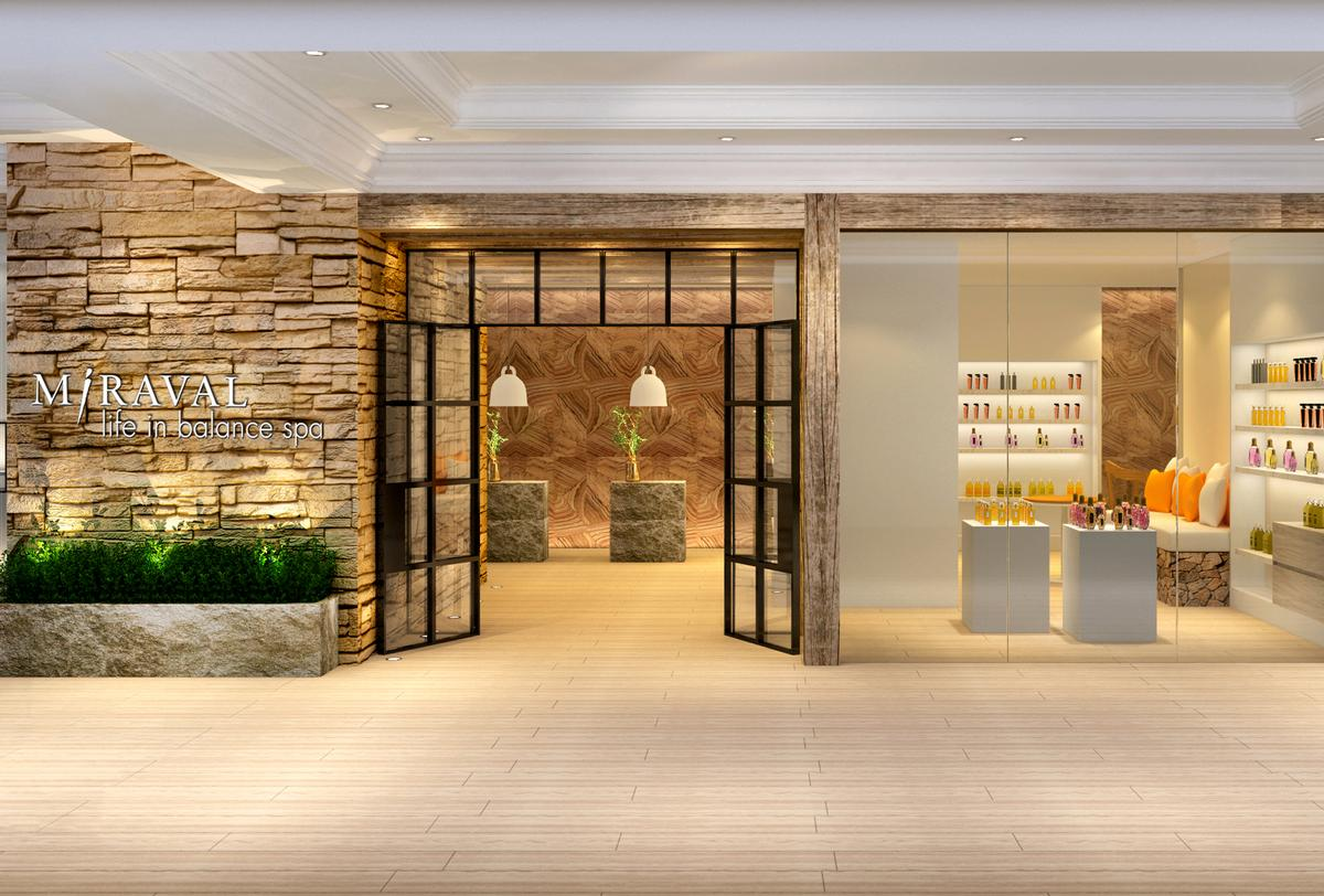 The Miraval Group is bringing its spa and wellness brand to Southern California with the opening of the Miraval Life in Balance Spa at Monarch Beach Resort