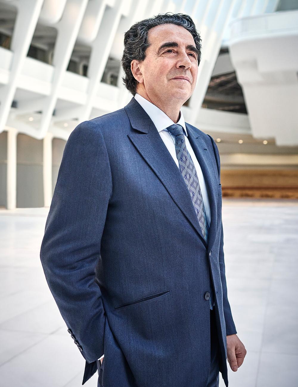 Santiago Calatrava / PHOTO: THOMAS HOEFFGEN