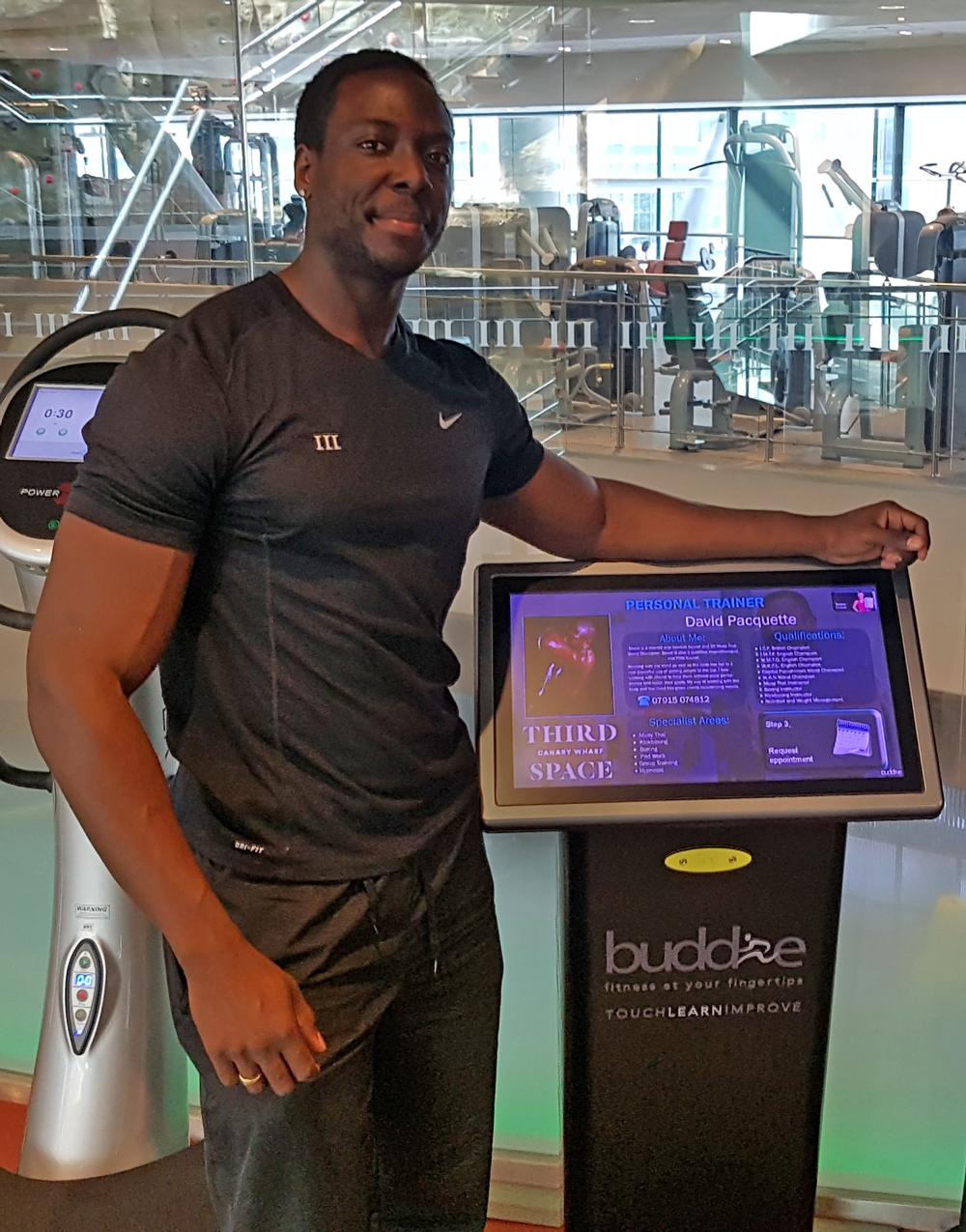 PT's benefit from gym budd-e as it's helped them connect with members