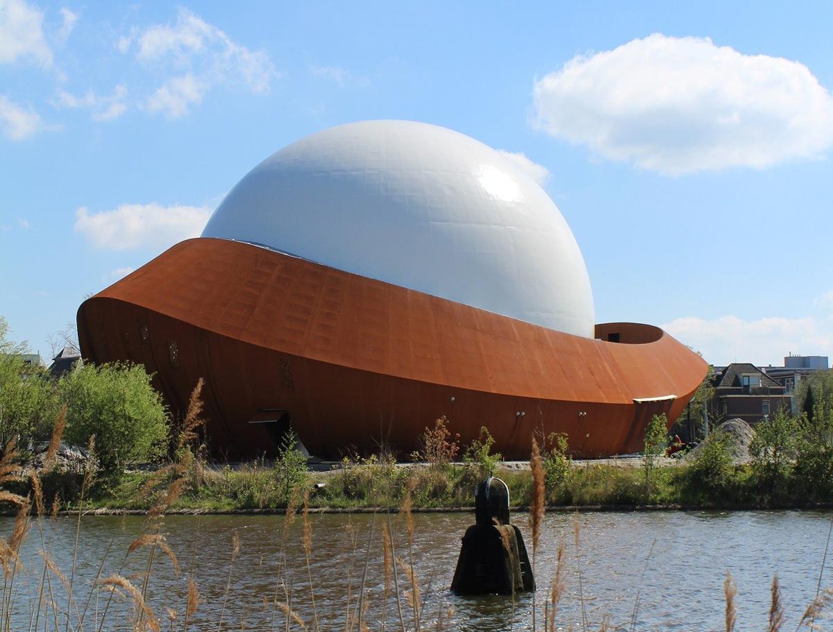 Bespoke Cinema Planetarium Opens In The Netherlands Ahead Of  # Expo Muebles Wtc D'Europe