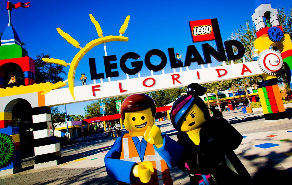 Student will gain experience at Legoland Florida, the sister site of the under-development Legoland Dubai / Legoland Florida
