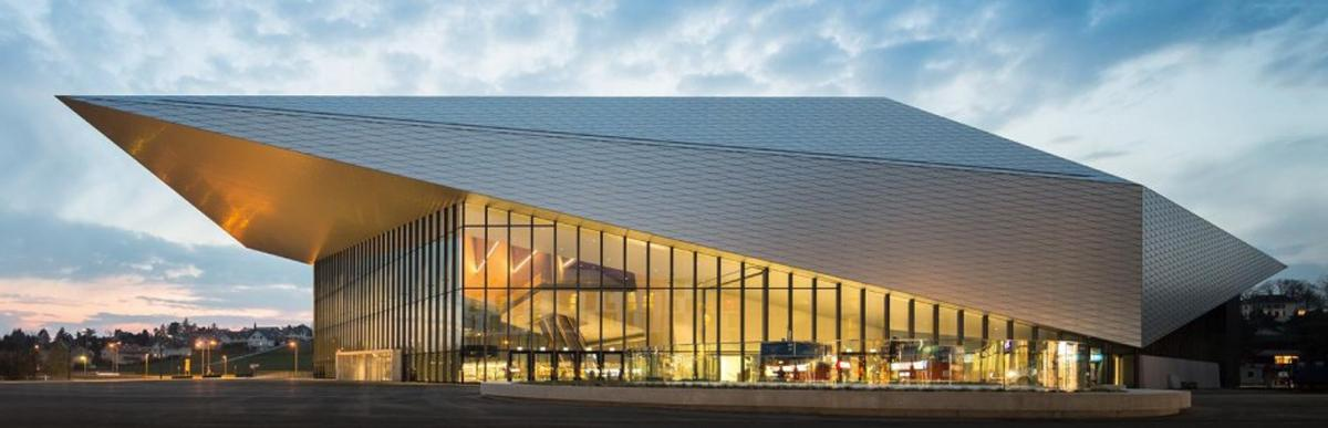 Lausanne's Swiss Tech Convention Centre will host 2016's event / SportAccord