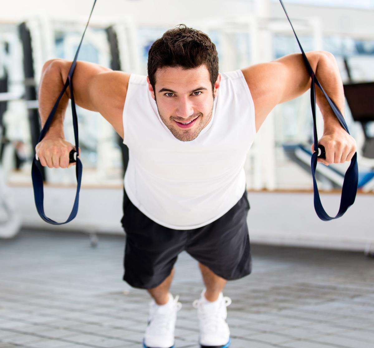 Exercise is more effective than anti