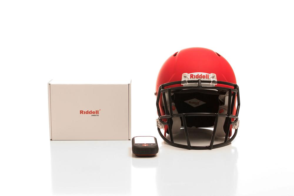Riddell's helmet detects concussion / Photo: riddell