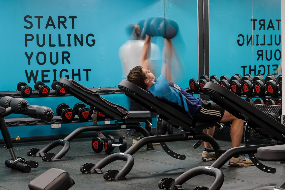 Pure Gym has 180 clubs nationwide