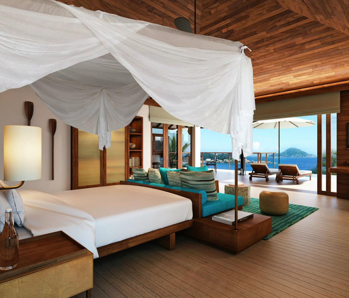 Six Senses Zil Pasyon Spa to be spread over 19,000sq ft of towering ...