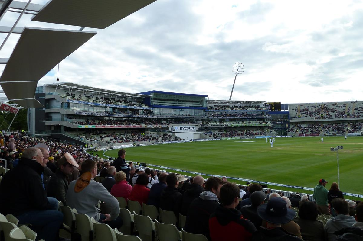 The Birmingham-based ground will host Champions Trophy matches in June 2017