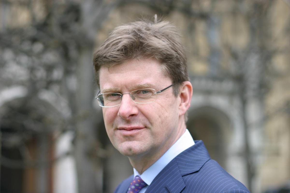 Greg Clark, Conservative MP for the region, will decide whether the development is to receive state funding / swindonconservatives.com