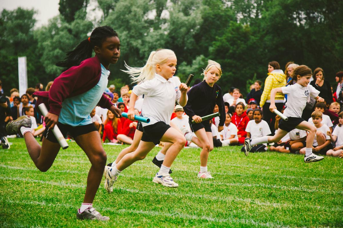 Using a whole school approach, Engage To Compete saw children get active children via initiatives including Sainsbury's School Games, competition week and Legacy Days