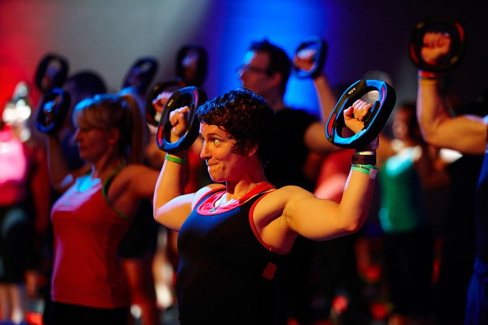 Les Mills has over 30 years' experience of designing group-ex classes