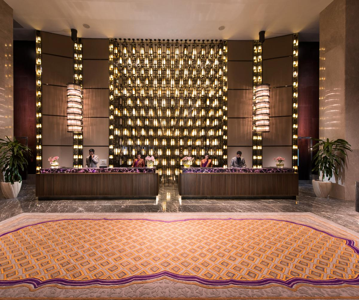 The 310 Bedroom Conrad Pune Features Interior Design By Hong Kong Based AB Concept More News