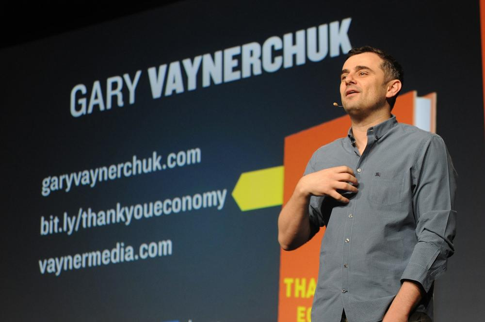 Gary Vaynerchuck stressed that if clubs didn't embrace social media, they'd quickly get left behind