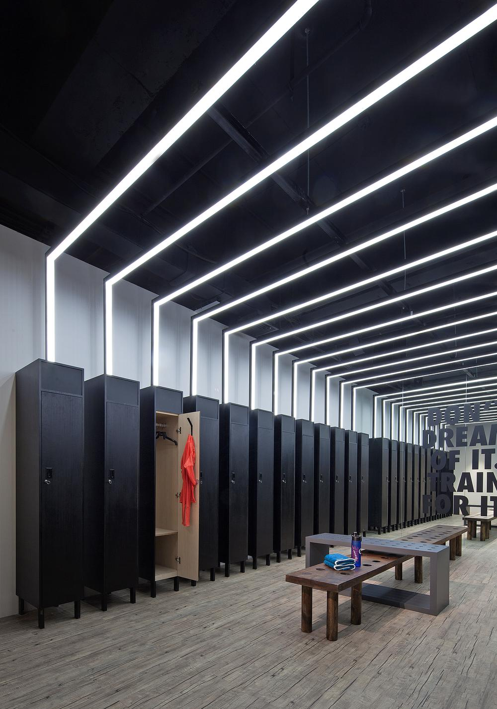 Excellent changing rooms are vital to the success of sport, leisure and fitness operations