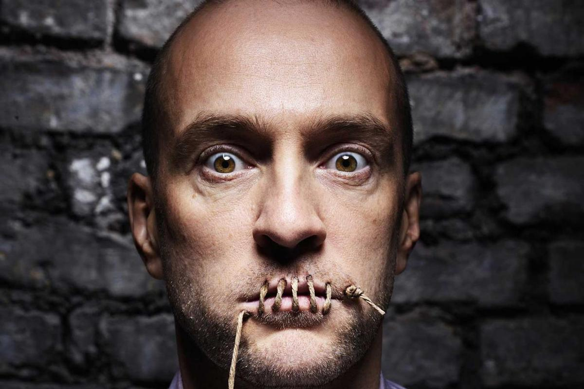 Derren Brown remains tight-lipped about what will actually happen inside the attraction / Thorpe Park