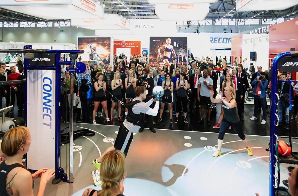 The show floor, spread over numerous halls, will showcase new product launches and demos to over 100,000 visitors