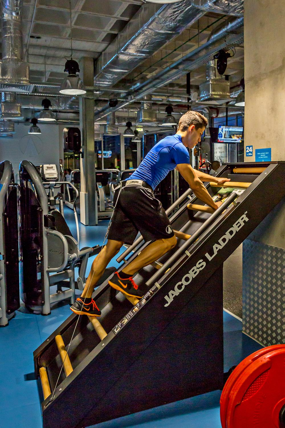 Around 50 per cent of Fitness Hut members are new to exercise