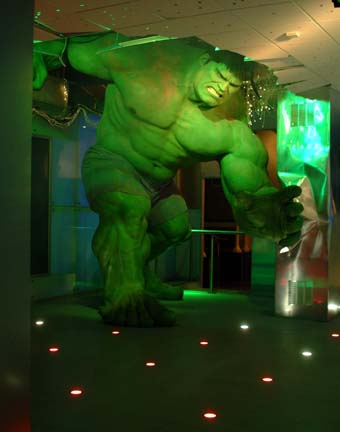 Enhancing the Hulk