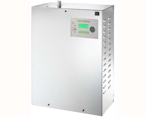 HygroMatik's steam generators