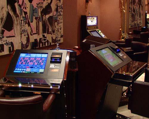 Inspired machines move into Aspinalls Casino