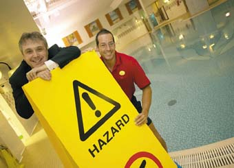 An even bigger hazard for the leisure industry